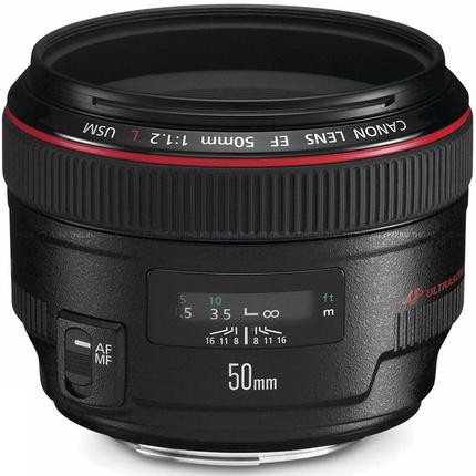 Неделя с экспертом: тест объектива Canon EF 50mm f/1.2L USM