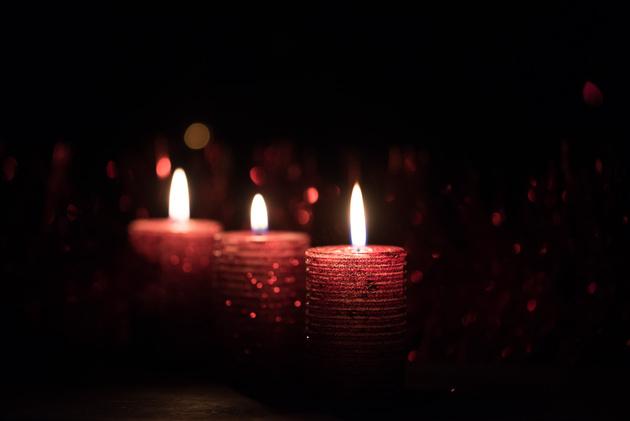 Учимся фотографировать свечи