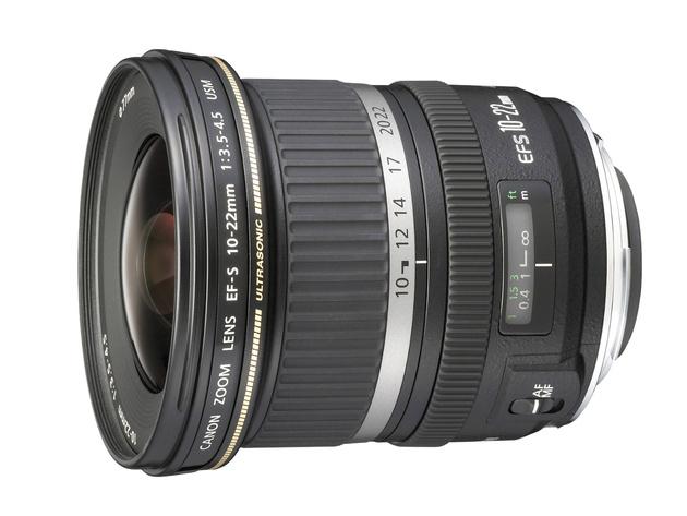 Неделя с экспертом: тест объектива Canon EF-S 10-22 f/3.5-4.5 USM