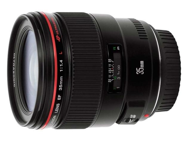 Неделя с экспертом: тест объектива Canon EF 35mm f/1.4L USM