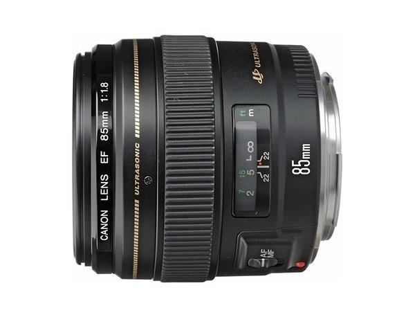 Неделя с экспертом: тест объектива Canon EF 85mm f/1.8 USM