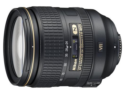 Универсальный объектив для полнокадровых камер Nikon AF-S NIKKOR 24-120MM F/4G ED VR охватывает все популярные фокусные расстояния: от сверхширокоугольного до теледиапазона.