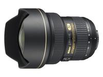 Полнокадровые  Nikon AF-S 14-24mm f/2.8G ED