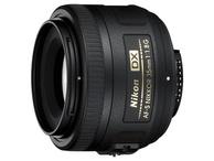 Только для APS-C  Nikon AF-S 35mm f/1.8G DX Nikkor