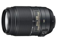 Только для APS-C  Nikon AF-S DX 55-300mm f/4.5-5.6G ED VR Nikkor