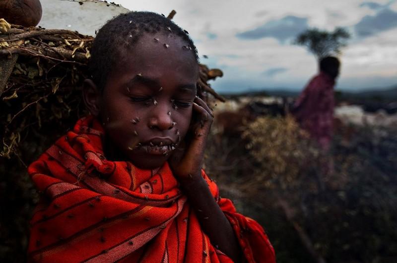 как живет африканский народ видео