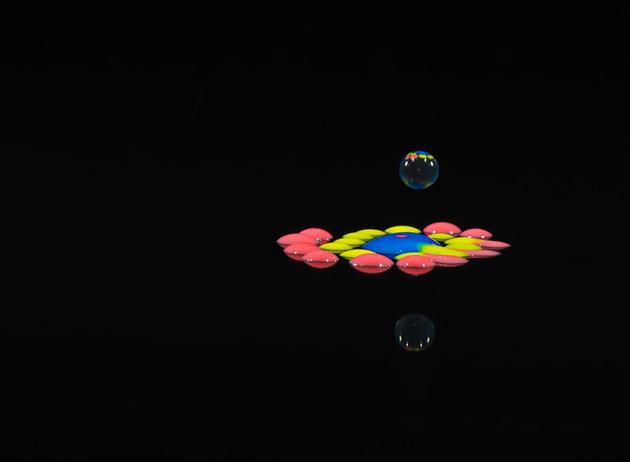 Как фотографировать разноцветные капли. Пошаговая инструкция от Сергея Толмачева