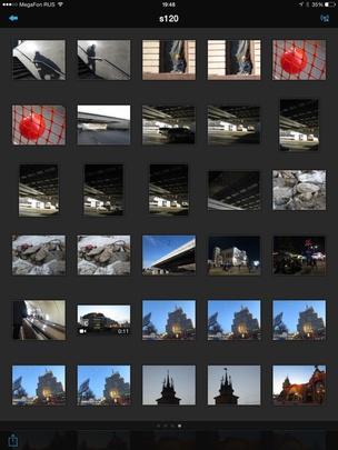 Canon PowerShot S120: выбор Prophotos