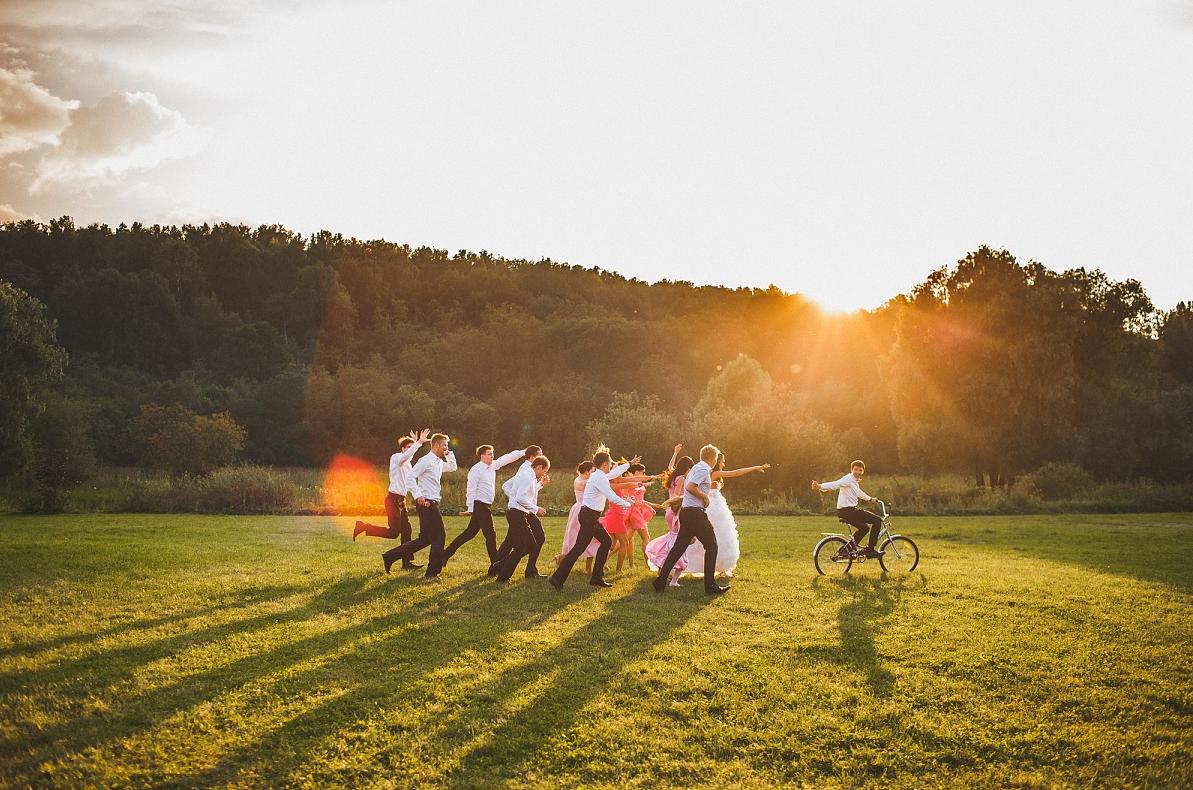 Какого фотографа выбрать на свадьбу