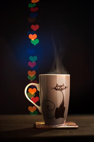 Как снимать натюрморт: дым или пар в кадре