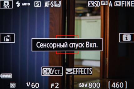 Nikon D5500: неделя с экспертом