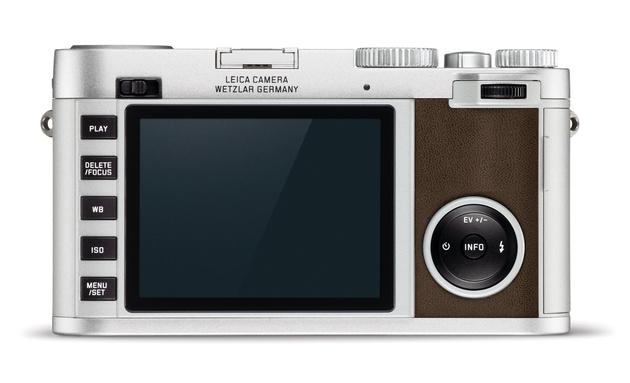 Тест Leica X