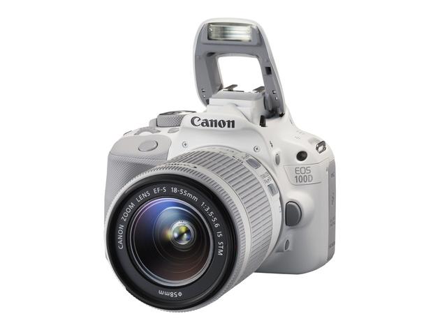 Canon EOS 100D: неделя с экспертом