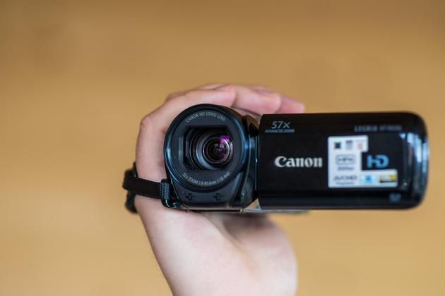 Тест видеокамеры Canon LEGRIA HF R606