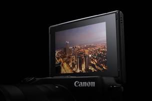 Тест Canon EOS M3