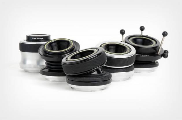 Лучшие объективы Lensbaby теперь доступны для камер Fujifilm X