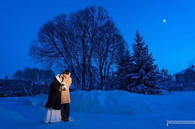 Топ-10 свадебных фотографов Новосибирска