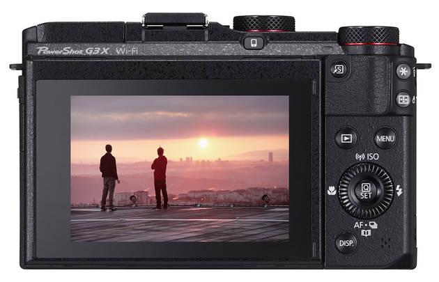 "Canon G3 X – топовый компакт с 1"" матрицей 20 Мп и зумом 25х"