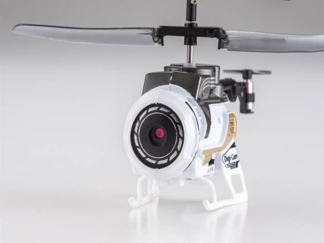 Радиоуправляемый объектив с пропеллером – вертолет Nano Falcon DigiCam