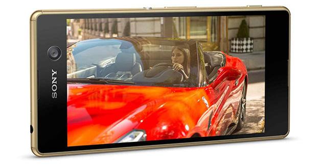Смартфоны Sony Xperia C5 и M5 позволяют делать селфи в разрешении 13 Мп