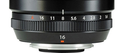 Тест объектива Fujinon XF 16mm F1.4 R WR