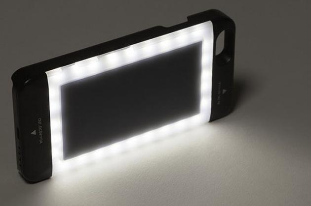 Volta – аккумулятор для iPhone 6 и кольцевой источник света