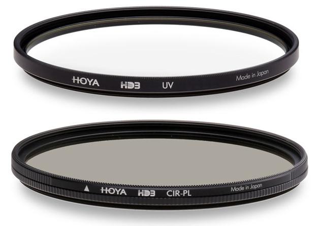 Покрытие новых фильтров Hoya HD3 на 800% прочнее предыдущих
