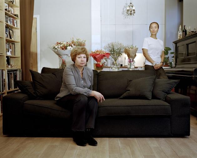 Хозяева и слуги в проекте Лилии Ли-ми-ян
