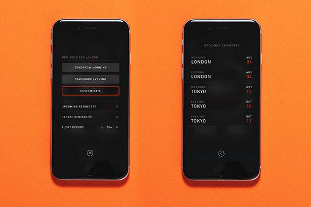 Приложение Rizon определяет «Золотой час» – лучшее время суток для съемки