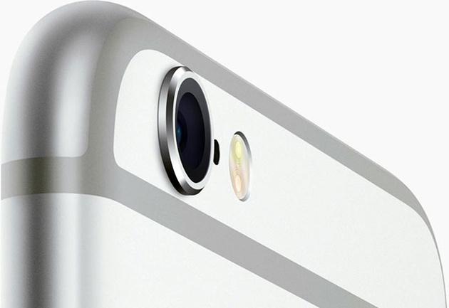 Вероятно, камера iPhone 6S будет снимать фото 12 Мп и видео 4К