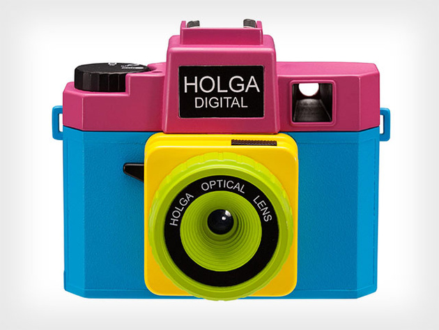 Holga Digital – Lo-Fi камера цифровой эпохи