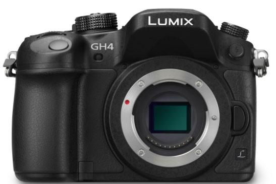 Panasonic GH4 – обновление прошивки с V-Log, а также модификация GH4R
