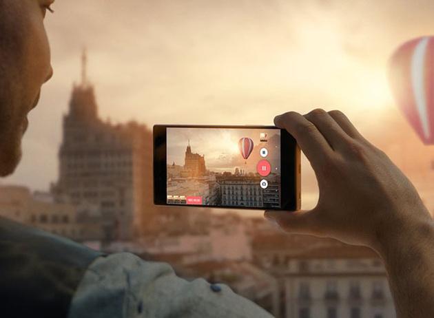 Sony Xperia Z5 Premium – камера 23 Мп, быстрый АФ и впервые в смартфоне дисплей 4К