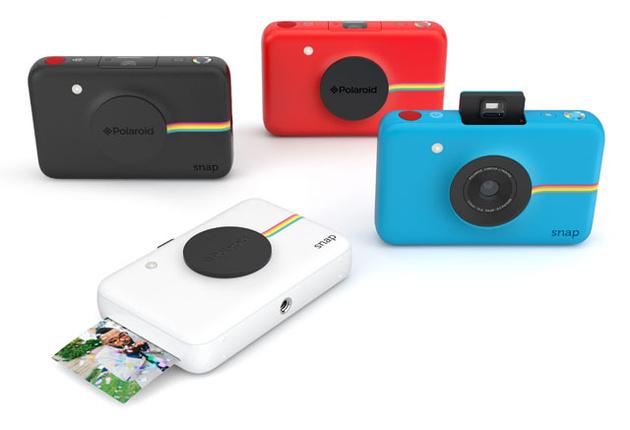 Polaroid Snap – 10-мегапиксельная моментальная цифровая камера