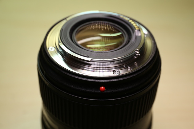 Сравнительный тест трех объективов Canon EF 24-70