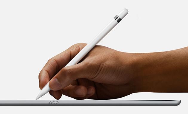 Apple представил планшет iPad Pro, а также стилус Apple Pencil
