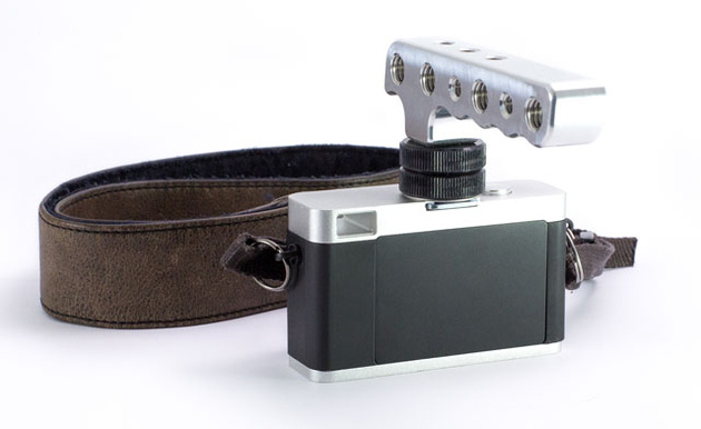 Корпус Exo GP-1 превращает GoPro в традиционную фотокамеру