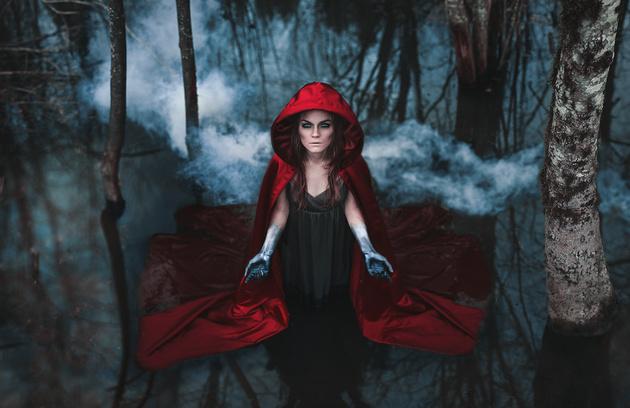 Мистические портреты Киндры Николь
