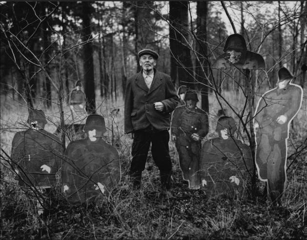 Мрачный сюрреализм Артура Тресса