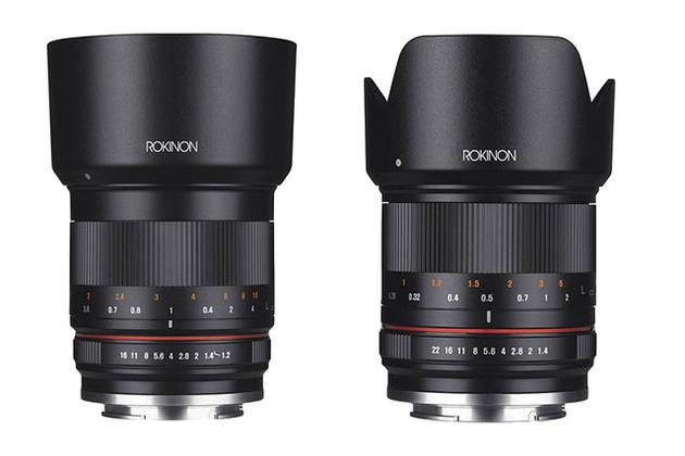 Объективы Samyang 50mm f/1.2 и 21mm f/1.4 для беззеркальных систем