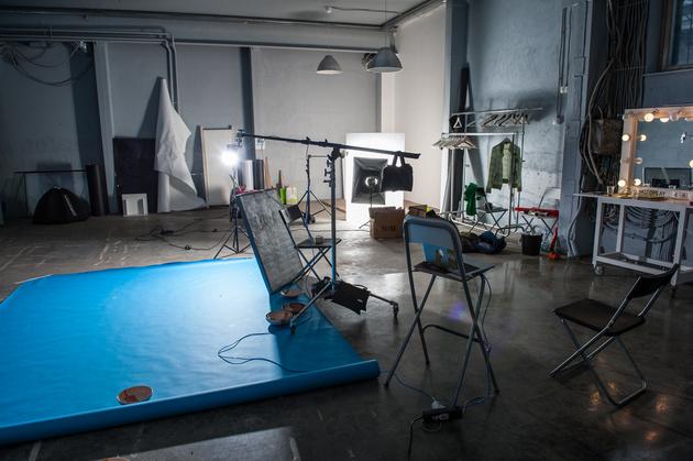 Как снимать в студии? С чего начать?