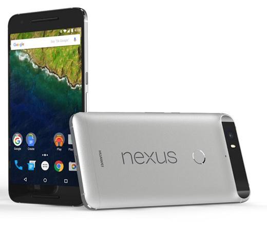 Анонсированы смартфоны Google Nexus 5X и Nexus 6P