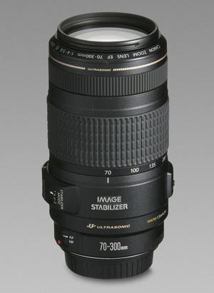Тест бюджетных телеобъективов Canon