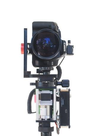 PanoCatcher – роботизированная платформа для съемки панорам и тайм-лапсов