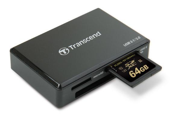 Суперзащищенные карты памяти Transcend SD 32 и 64 ГБ