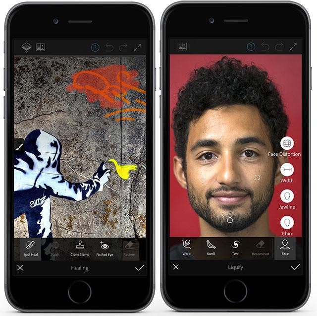 Приложение для фотошопа скачать бесплатно на телефон