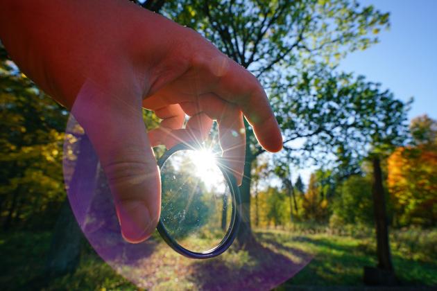 Как выбрать светофильтр? Защитные, поляризационные и градиентные фильтры