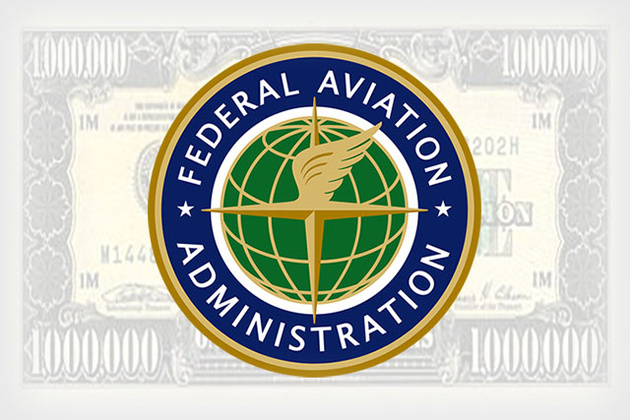 Компания-оператор дронов может быть оштрафована на 1,9 миллиона долларов