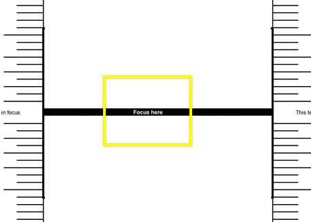 Добиваемся идеальной точности фокусировки. Проверка точности автофокуса и его тонкая настройка
