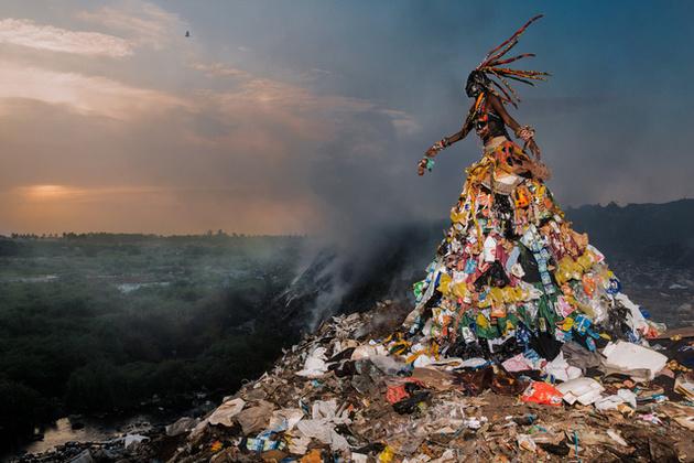 Фэшн-фотография и проблемы экологии